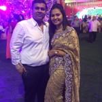 Sheetal Saurabh Surana - Owner of the Class Restaurant Juhu